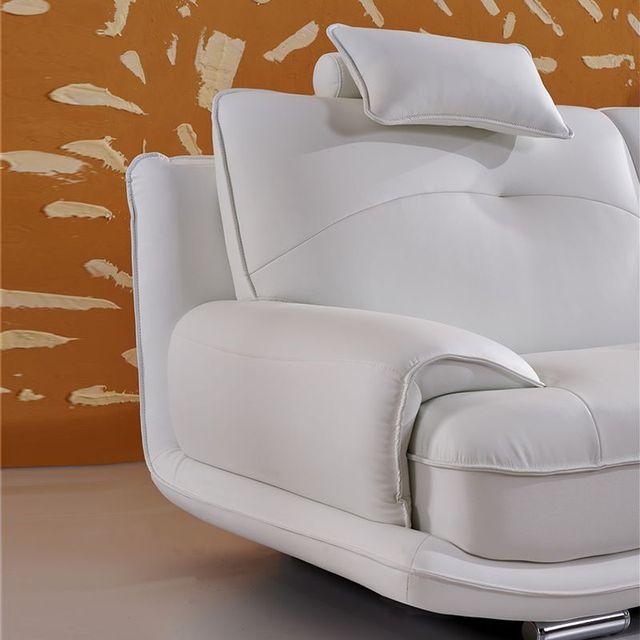 Karois Leather Living Room Furniture Set 3