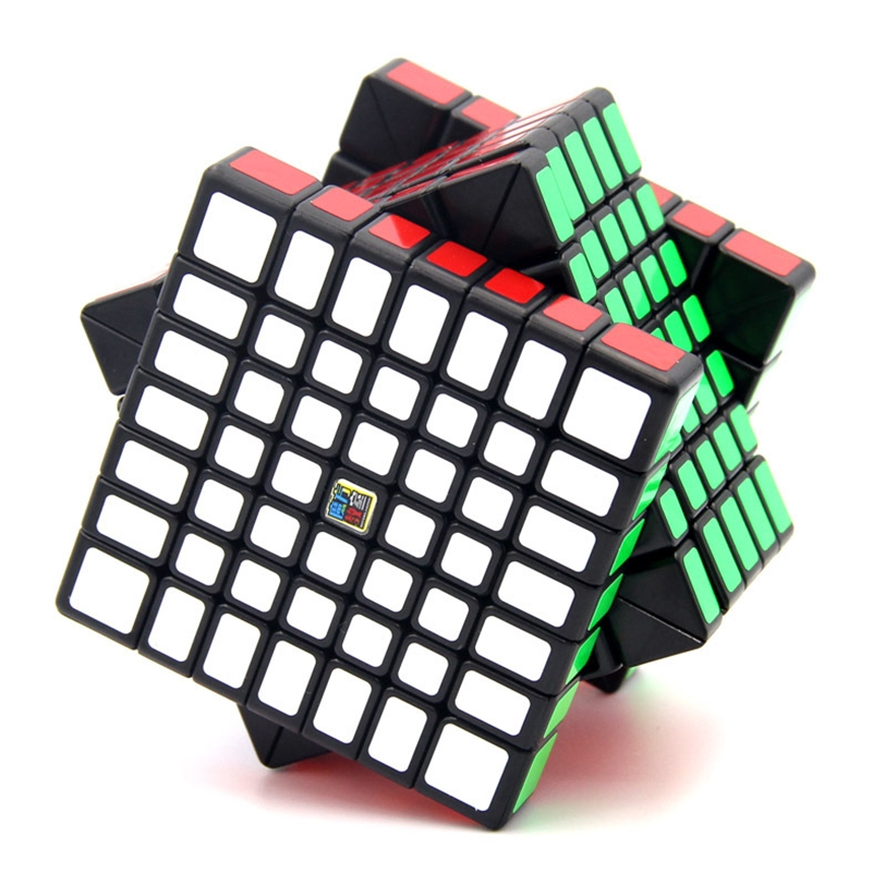 Fast Delivery Moyu Magic Cube Mei Long 7x7x7 Puzzle Magic Cube 7x7 Cubo Speed Magico Cube Puzzle Educational Toys For Children