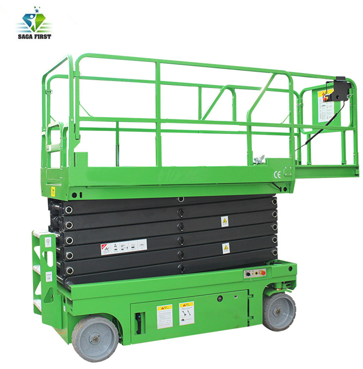 High Quality Self Propelled Scissor Lift For High-altitude Operations