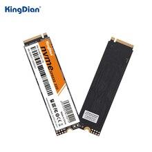 KingDian Disco duro interno en estado sólido, pieza de ordenador para MSI Asrock, M.2, SSD 2280, M2 PCIe SSD 1TB, NVME 128GB, 256GB, 512GB, HDDUnidades de estado sólido internos