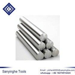 Średnica 75mm długość 150mm 6063 Metal aluminium solidny pręt okrągły metalowy okrągły pręt (1 sztuka)