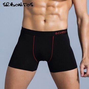 Mens Boxer Shorts Men s Boxers Panties Man Underwear Men Underpants Calecon Homme Cotton Boxershorts 2020
