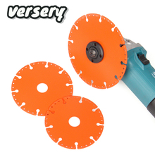 Free Shipping Vacuum Brazed Diamond Saw Blade All Purpose Demolition Cutting Disc For Steel Metal Stone Cast Iron Rebar Aluminum