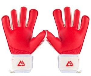 Image 5 - Professional Adult&Kids Football Goalkeeper Gloves Men Soccer Goalie Gloves CONTACT full latex finger detachable inner seam