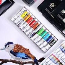 5 мл гуашь краска ing пигмент 12/18/24 цвета акварельные краски