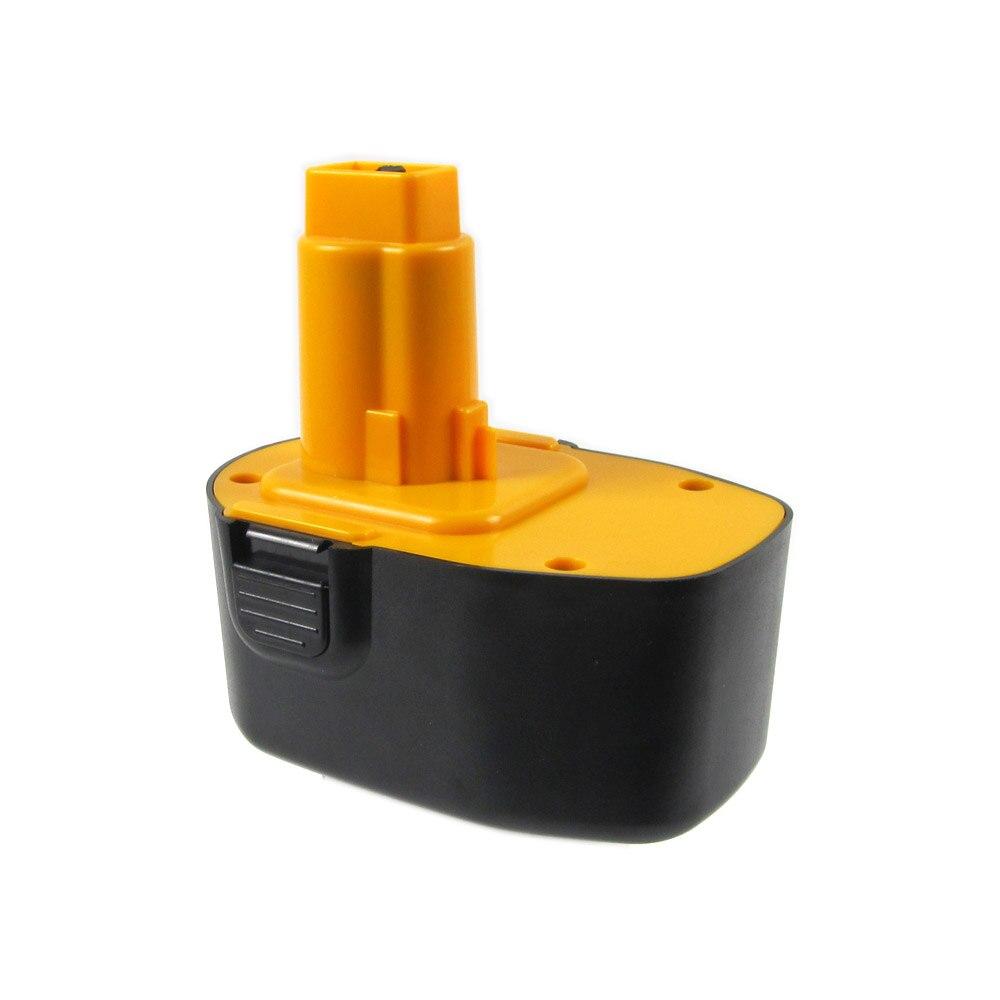 14.4V 3000mAh Ni MH Battery for DE9038 DE9091 DE9092 DC551KA DC830KB DC835KB DE9094 DW935 DE9094 3.0Ah|Replacement Batteries| |  - title=