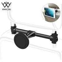Xmxczkj carro ímã de volta assento do telefone tablet pc suporte suporte suporte suporte de encosto de cabeça suporte magnético para o telefone móvel no carro