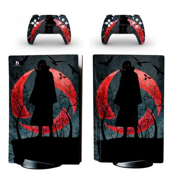 Anime PS5 Standard Disc Edition Skin Sticker Decal Cover for PlayStation 5 Console & Controllers PS5 Skin Sticker Vinyl 1