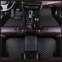 Personalizado de coche alfombrillas para Mercedes Benz S classA transporte C180/200 E260 W204 W205 E W211 W212 W213 La CIA GLC ML GLE GL auto-alfombra 2019