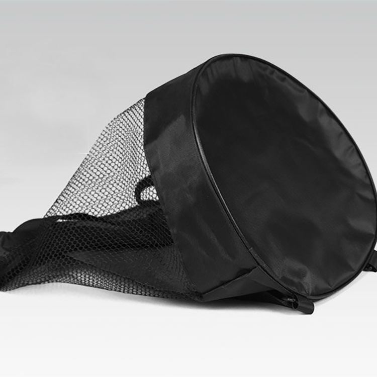Manufacturers Direct Selling Basketball Backpack Oxford Cloth Crossbody Bag Basketball String Bag Backpack Volleyball And Footba