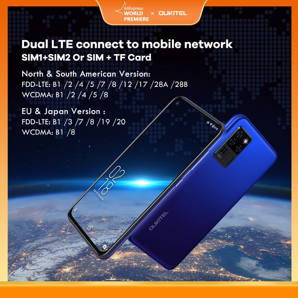 OUKITEL 4G C21 Smartphone Octa Core 4G+64GB 4000mAh in Accra Ghana 5