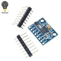 WAVGAT GY-521 MPU-6050 MPU6050 modülü 3 eksen analog gyro sensörleri + 3 eksen İvmeölçer modülü. Biz üretici