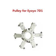 Eyoyo 7d1 시리즈 파이프 하수도 파이프 라인 검사 카메라 용 고품질 풀리