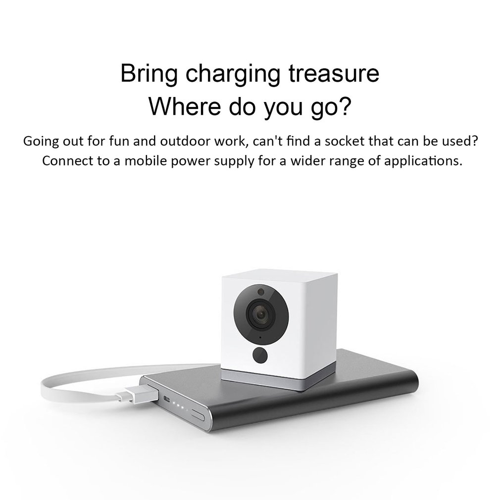 Xiaofang Smart Smart WiFi IP Camera Night Vision IR-CUT Cam Motion Detect Camera Wireless Camera