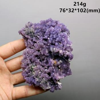 Duży! 100 natural grape agat gatunek minerału kamienie i kryształy kryształy terapeutyczne kamienie kwarcowe darmowa wysyłka tanie i dobre opinie QIANCHUAN CN (pochodzenie) Maskotka FENG SHUI CHINA