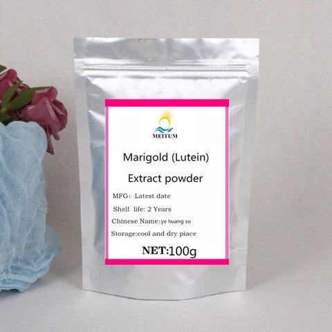 po puro do extrato de marigold lutein 20 lutein protege eficazmente os olhos gema facial