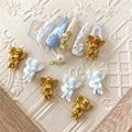 10 шт. в стиле барокко ангел ребенок 3D нейл-арта украшения ретро DIY Украшение Маникюр Аксессуары для телефонов