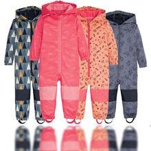 2021 детская одежда для работы на открытом воздухе комбинезоны