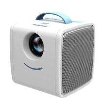 Q2 мини-проектор для наружного домашнего кинотеатра светодиодный проектор 800 люмен портативный проектор для театра лучший подарок поддержка 1080P