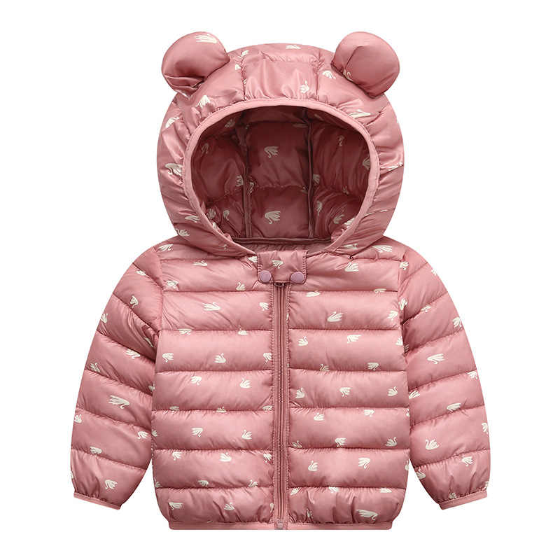 Winter Kids Clothes Baby Girls Clothes Baby Boy Winter Clothes Jacket Children Down Parka Coat Child Boy Winter Jacket Coat
