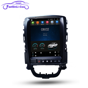 Image 3 - 64GB Android Auto MP3 Multimedia player für Opel Astra J Vauxhall Astra Buick Verano GPS Vertikale bildschirm navigation