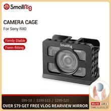 SmallRig עבור Sony RX0 מצלמה כלוב עם מובנה Arca שוויצרי כדי הר חצובה/צג 2106