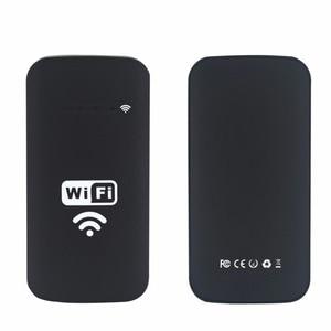 Image 1 - Wireless Wifi Box For Android USB Endoscope Camera Snake Camera2000mah Lithium Battery Support IOS Android PC WiFi Endoscope