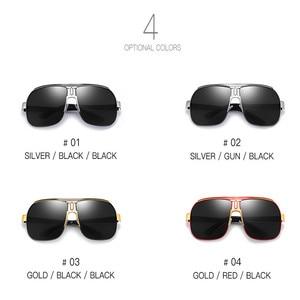 Image 5 - ZHIYI Anti glaring driving goggle polarized mens sunglasses Anti UV oculos outdoor cycling sports sun glasses