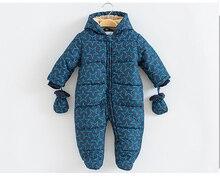Tasfiye satışı!!! Bebek sonbahar/kış romper bebek kidsJumpsuit 6months 2Years, bebek kış tulum, bebek kış giysileri
