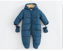 Venda da liberdade!! Macacão infantil outono inverno, roupas de inverno para bebês