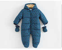 clearance sale!!! Baby autumn/winter romper  baby kidsJumpsuit 6months 2Years, baby winter overalls, baby winter clothes