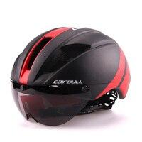 Formowane integralnie kask Ultra lekki kask rowerowy MTB rower sportowe bezpieczeństwo jazdy męskie prędkość Airo czas próby jazda na rowerze kask w Kaski rowerowe od Sport i rozrywka na