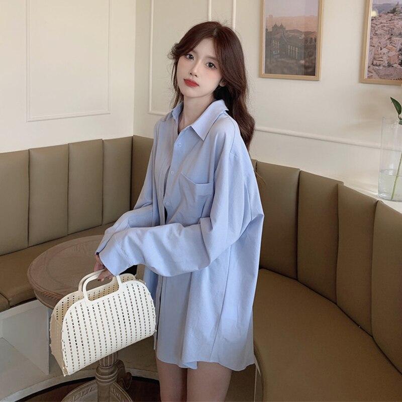 VM-Women-Shirt-CottonWoman-Blouses-Shirts-Loose-Long-Sleeve-White-Blue-Casual-Women-Tops-And-Bloues