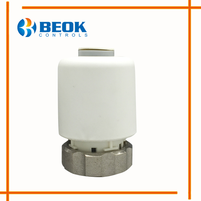 RZ AG230 Normally Closed Electric Thermal Electric Actuator for Water Valves or Manifold in Floor Heating System