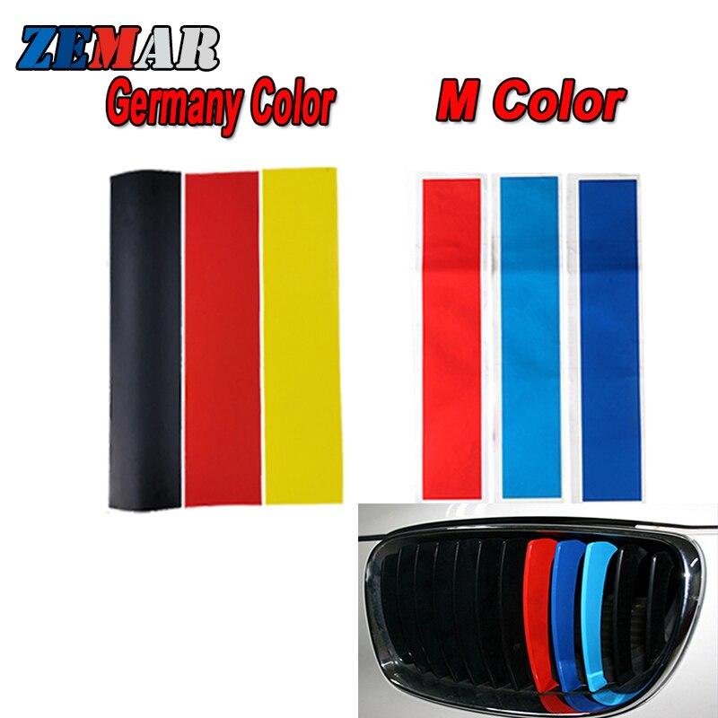 3 шт., автомобильные наклейки для радиатора BMW 1 2 3 4 5 6 7 серии X1 X2 X3 X4 X5 Z4 E85 E89 M2 M3 M4 M5