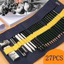 Набор карандашей для рисования, 27 шт. в наборе