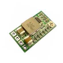 цена на 3A Mini DC-DC 12-24V to 5V 3A Step-down Power Supply Module Voltage Buck Converter adjustable 97.5% 1.8V 2.5V 3.3V 5V 9V 12V