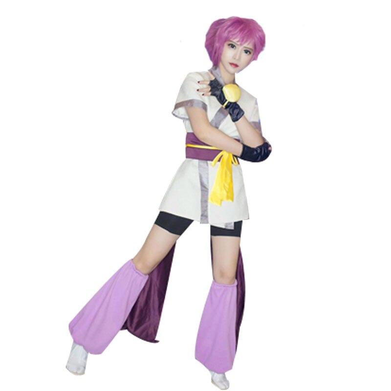 Anime hunter x hunter machi cosplay traje carnaval traje de halloween para adultos homens e mulheres costom feito