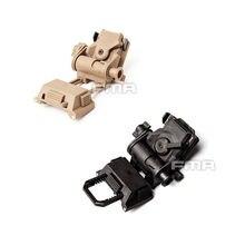 FMA Airsoft L4G24 Night Vision Googgles NVG 100% Plastic Helmet Mount