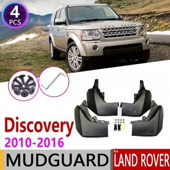 Samochód błotnik dla Land Rover Discovery 4 LR4 2010 ~ 2016 L319 Fender Osłona przeciwbłotna klapy błotniki akcesoria 2011 2012 2013 2014 2015