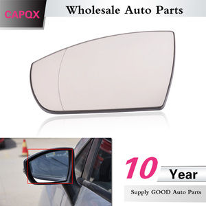 CAPQX Outside Rearview Mirror Glass For Ford Escape Kuga Ecosport 2013 2015 2016 2017 Rearview mirror glass with Electric heated