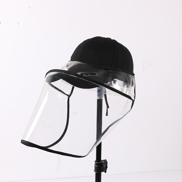 2020 Men Women Anti Droplet Anti Spitting Face Shield For Kids Face Cover For Bucket Hat Adult Visiere Protection Enfant Mask 4