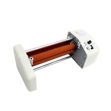 1 шт. 12th 8230T A4+ четырехроликовый ламинатор горячий рулон ламинатор, высококлассная регулировка скорости ламинатор термоламинатор