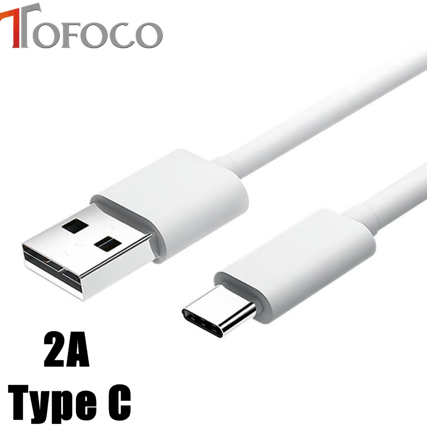 5V 2A USB C Type C Mobile Phone Cables Fast Charging Cable Cord Sync for Samsung Galaxy Note 8 S9 S8+ Oppo Findx Usb Tipo C