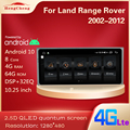 Для 2002-2012 Land Rover Range Rover умный мультимедийный видеоплеер Vogue V8 L322 радио GPS навигация 10,25 дюймов