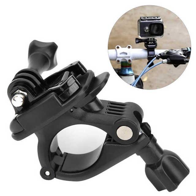Camera Mount Stuur Adapter 360 Graden Rotatory Fiets Stuurhouder Voor Gopro Hero 9 8 7 6 Voor Dji Osmo actie Camera