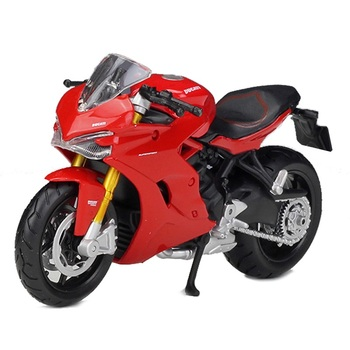 Maisto 1/18 1:18 Scale Ducati Supersports Motorcycles Motorbikes Diecast Display Models Birthday Gift Toy For Boys Kids maisto 1 18 1 18 scale ducati 848 motorcycles motorbikes diecast display models birthday gift toy for boys kids