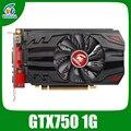 Видеокарта оригинальная GPU GTX750 1 ГБ GDDR5 графическая карта Instantkill GTX650Ti  HD6850  R7 350 для nVIDIA Geforce игр