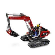 Building Blocks Compatible 8294-1 Excavator Technic Bricks Creativity Gifts Fit lepining Diy Toy Christmas Gift 2020pcs alien building blocks diy bricks toy