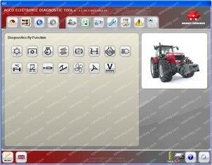 Image 3 - AGCO – outil de Diagnostic électronique, Activation EDT +, installation illimitée sur ordinateur, 1.91 [4.2019], 1.99 [3.2021]